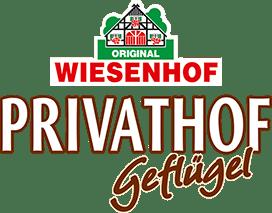 Logo Wiesenhof Privathof Geflügel