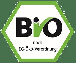 Logo Bio nach EG-Öko-Verordnung